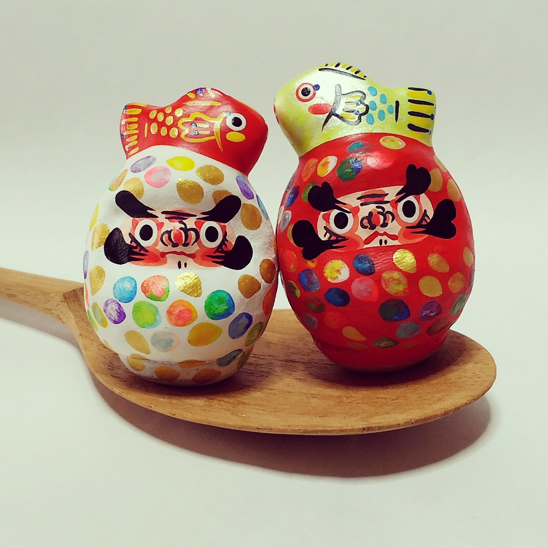 Daruma design 'mtwoo'_出品作品画像